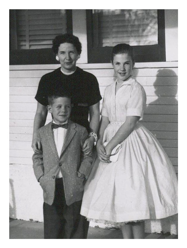 Mary with Ralph & Judie